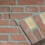 scheur muur